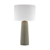 Eilat Outdoor Table Lamp Concrete