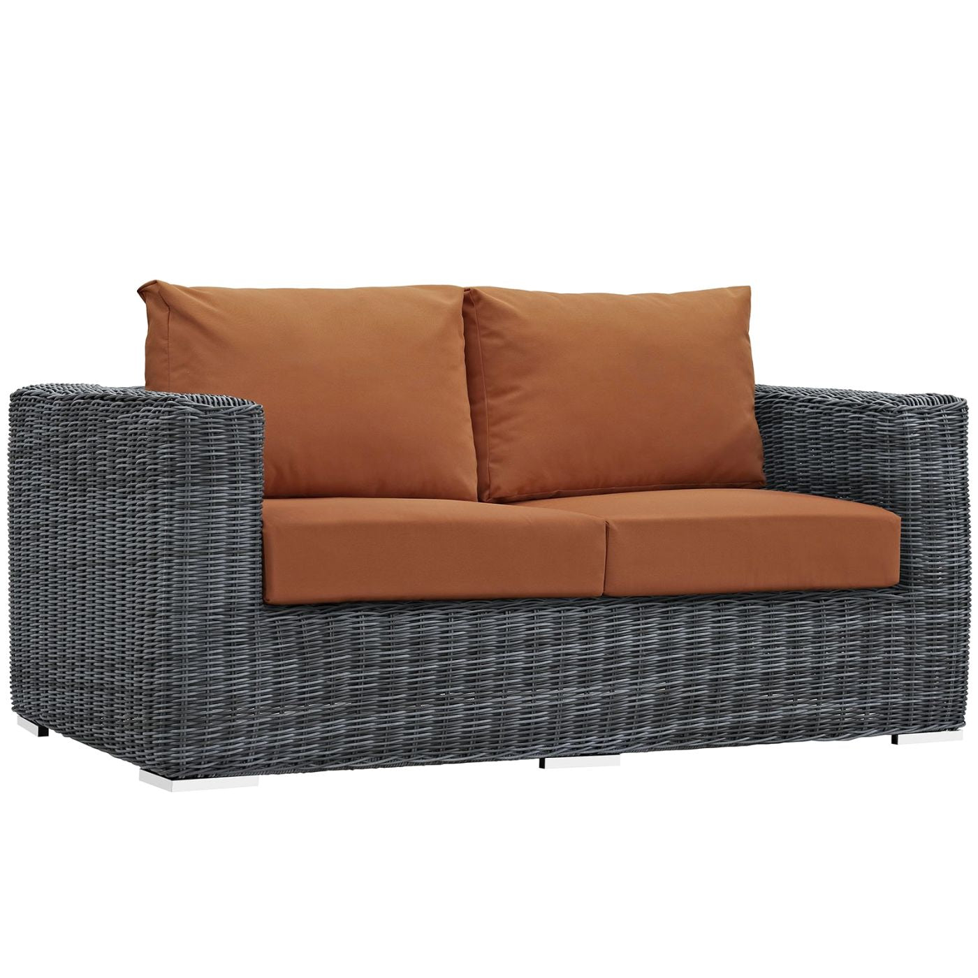 loveseat sofa cushions with best awesome patio belton outdoor of fullerton wicker furniture