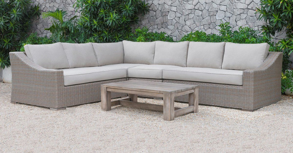 Vig Furniture VGATRASF-126-BGE Renava Pacifica Outdoor Beige ...