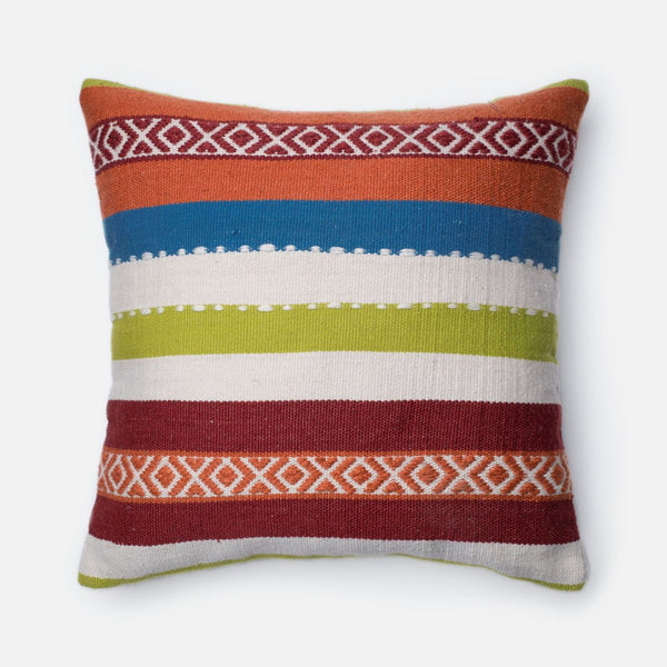 Outdoor Pillows, Throw Pillows - Loloi Rugs DSETP0215ML00PIL3 Loloi Multi Decorative Throw Pillow (P0215) | 885369260032 | Only $69.00. Buy today at http://www.contemporaryfurniturewarehouse.com