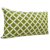 Sage Bamboo Small Pillow Outdoor