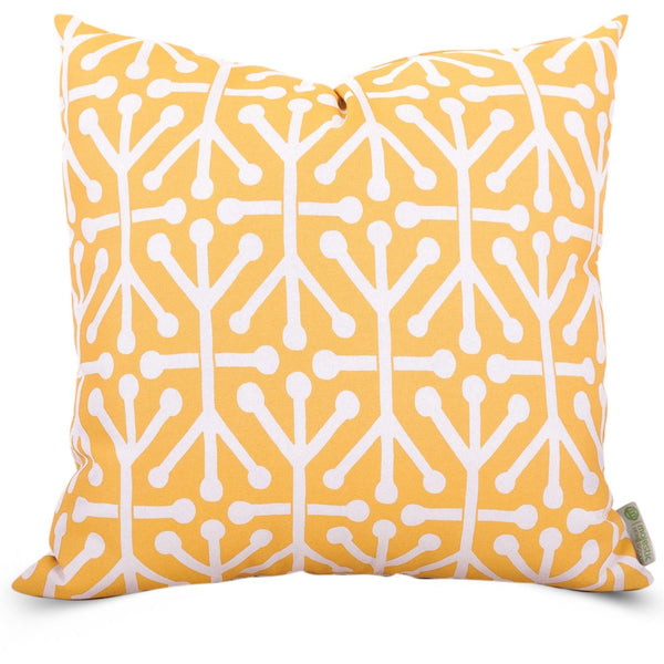 Citrus Aruba Large Pillow Outdoor