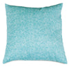 Teal Navajo Large Pillow Outdoor
