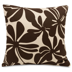 Chocolate Plantation Extra Large Pillow Outdoor