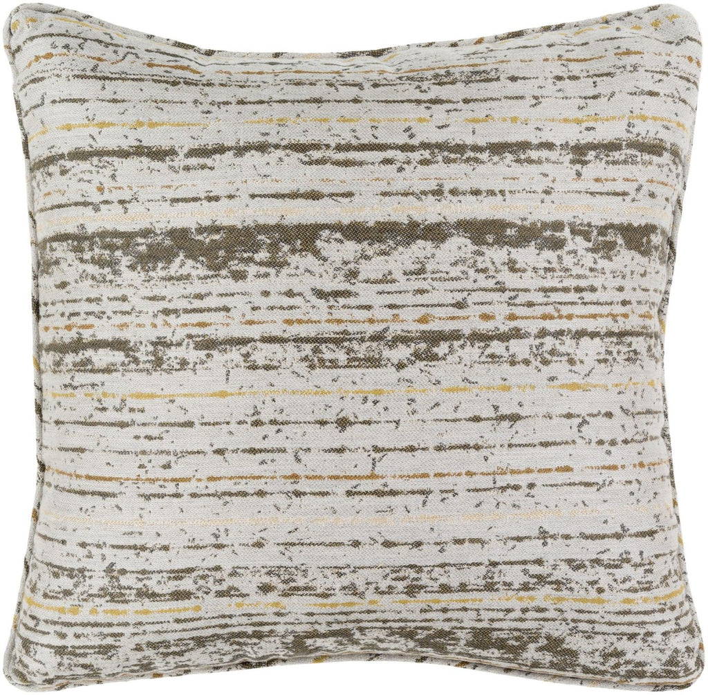 Outdoor Pillows, Throw Pillows - Surya AE001-2020 Arie Throw Pillow Brown, Gray | 888473200871 | Only $87.60. Buy today at http://www.contemporaryfurniturewarehouse.com