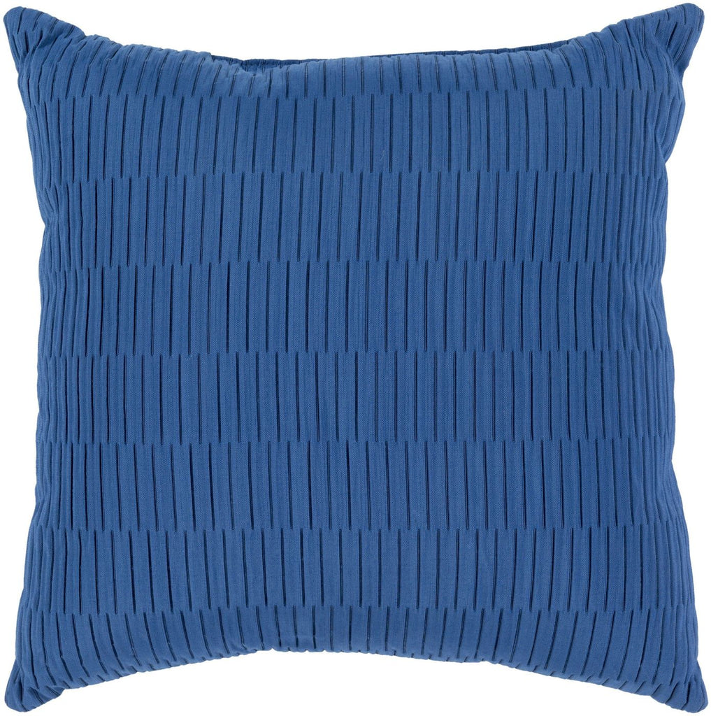 Caplin Throw Pillow Blue