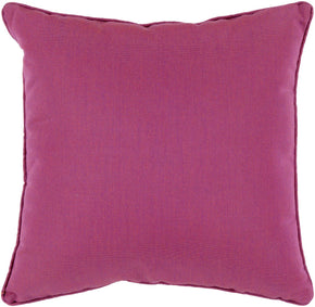Piper Throw Pillow Pink