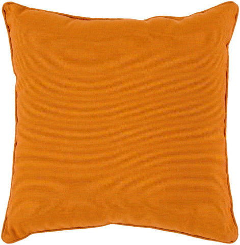 Piper Throw Pillow Orange