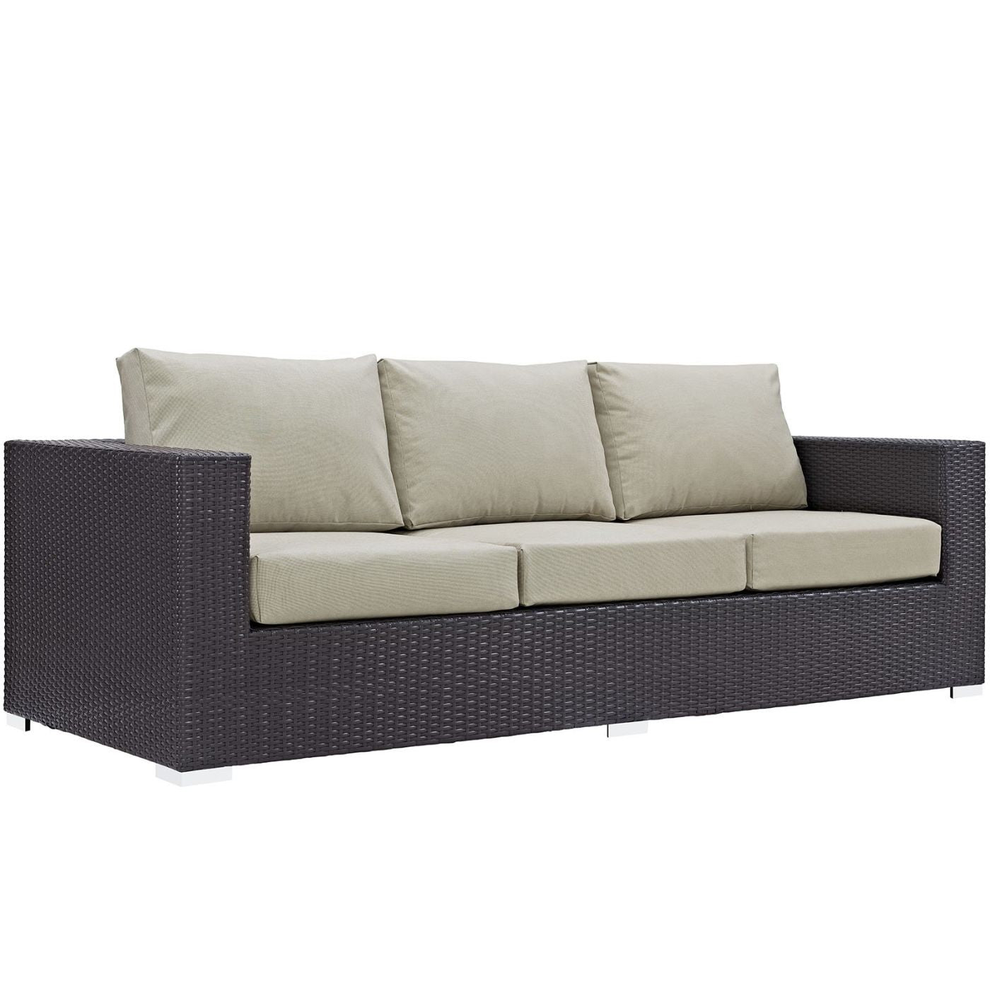 Convene Rattan Outdoor Patio Sofa
