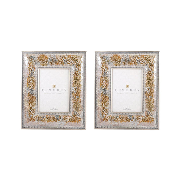 Roxbury 5X7 Frames - Set Of 2 Gilded Shimmer Picture Frame