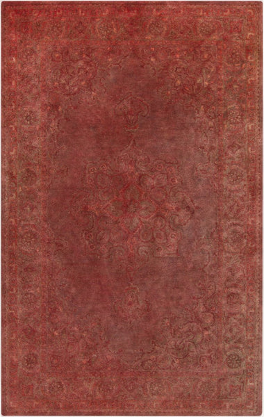 Mykonos Classic Area Rug Red