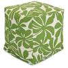 Sage Plantation Small Cube Pouf