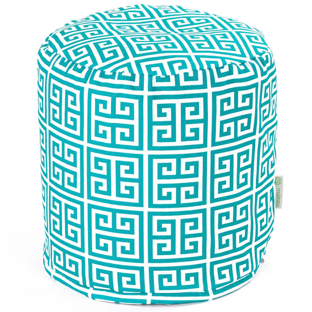Pacific Towers Small Pouf