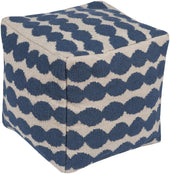 Surya LJPF-001 Pouf (LJPF-001) LJPF001-202020 | $209.40. Poufs - . Buy today at http://www.contemporaryfurniturewarehouse.com
