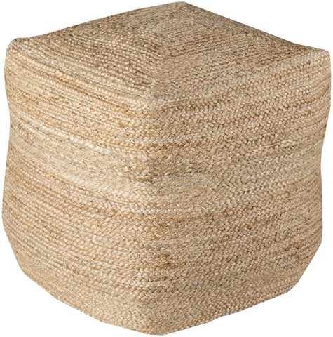 Poufs - Surya POUF-101 Pouf (POUF-101) | Only $243.00. Buy today at http://www.contemporaryfurniturewarehouse.com