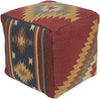 Poufs - Surya POUF-16 Pouf (POUF-16) | Only $380.00. Buy today at http://www.contemporaryfurniturewarehouse.com