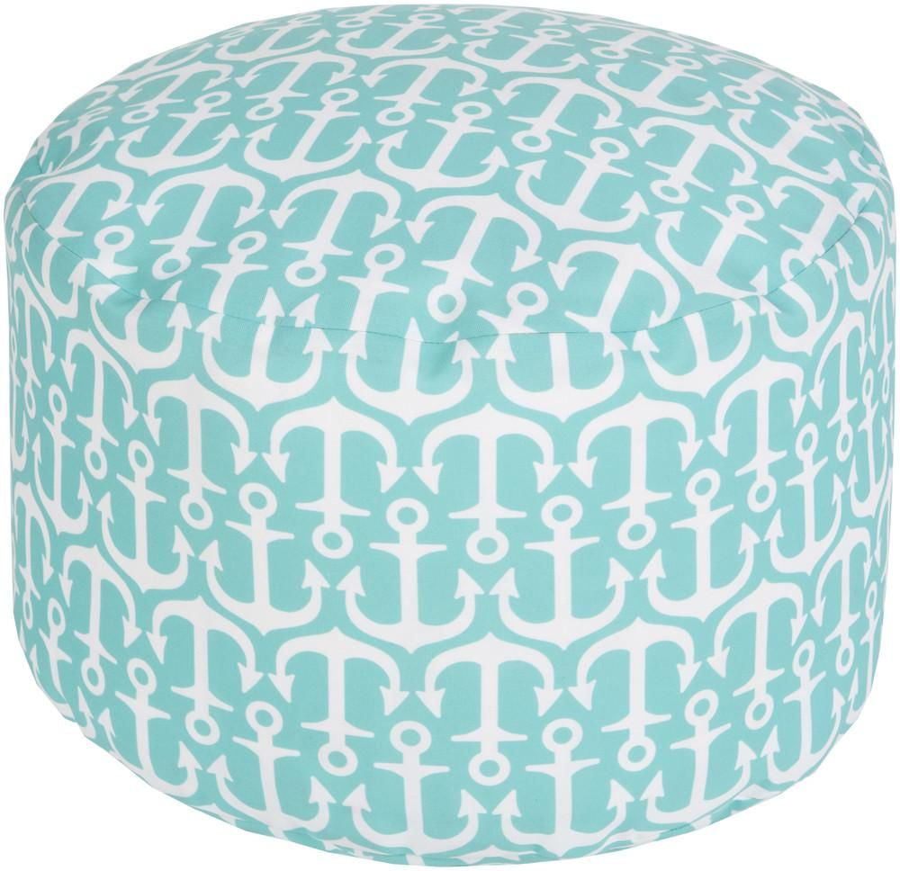 Poufs - Surya POUF-305 Pouf (POUF-305) | Only $219.00. Buy today at http://www.contemporaryfurniturewarehouse.com