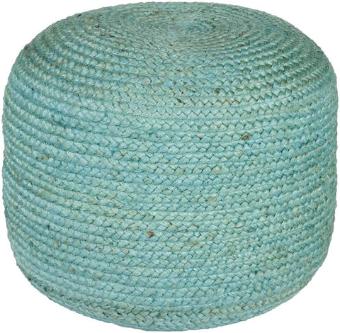 Poufs - Surya TPPF-001 Tropics Pouf (TPPF-001) | Only $148.40. Buy today at http://www.contemporaryfurniturewarehouse.com