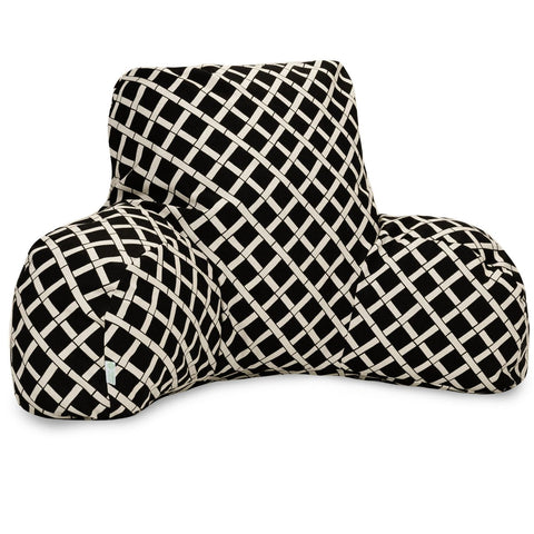 Black Bamboo Reading Pillow