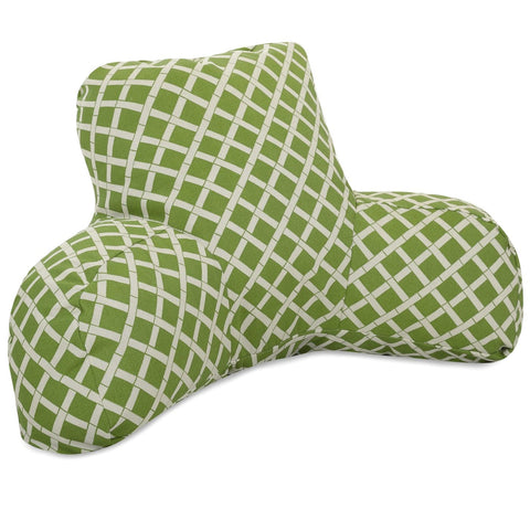 Sage Bamboo Reading Pillow