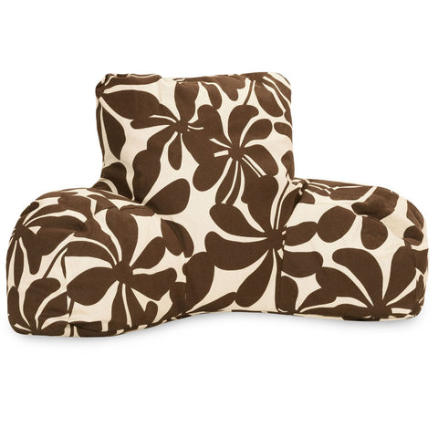 Chocolate Plantation Reading Pillow
