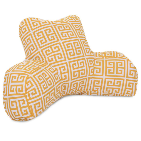 Citrus Towers Reading Pillow
