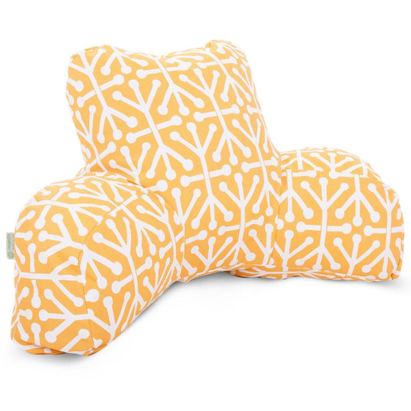 Citrus Aruba Reading Pillow