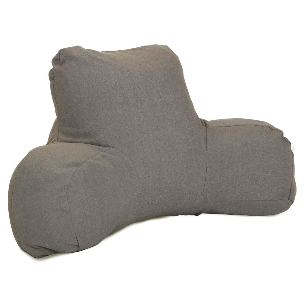 Gray Wales Reading Pillow