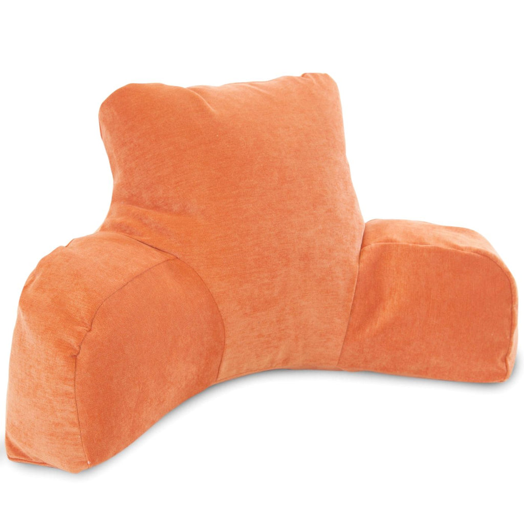 Villa Orange Reading Pillow
