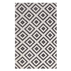 Rugs - Modway R-1004B-58 Alika Abstract Diamond Trellis 5x8 Area Rug | 889654103097 | Only $133.05. Buy today at http://www.contemporaryfurniturewarehouse.com