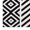 Ailani Geometric Chevron / Diamond 5X8 Area Rug