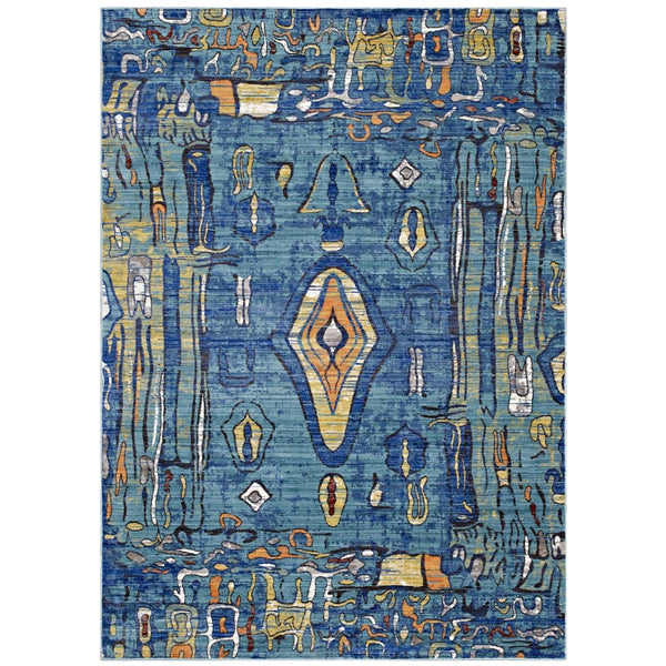 Modway Rugs On Sale R 1121a 58 Yaretzi Distressed