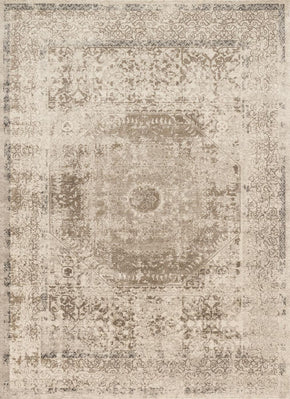 Rugs, Tan & Neutrals, Transitional - Loloi Rugs CENTCQ-01TASA2740 Loloi Century Taupe / Sand Area Rug | 885369281358 | Only $89.00. Buy today at http://www.contemporaryfurniturewarehouse.com