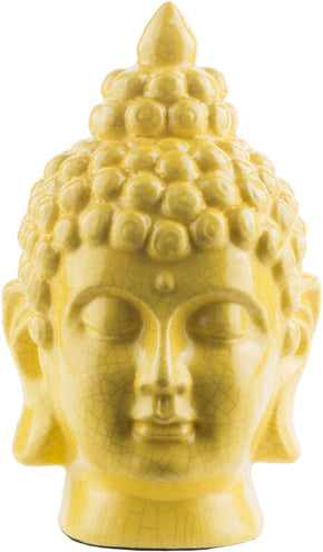 Buddha Modern Lemon Sculpture