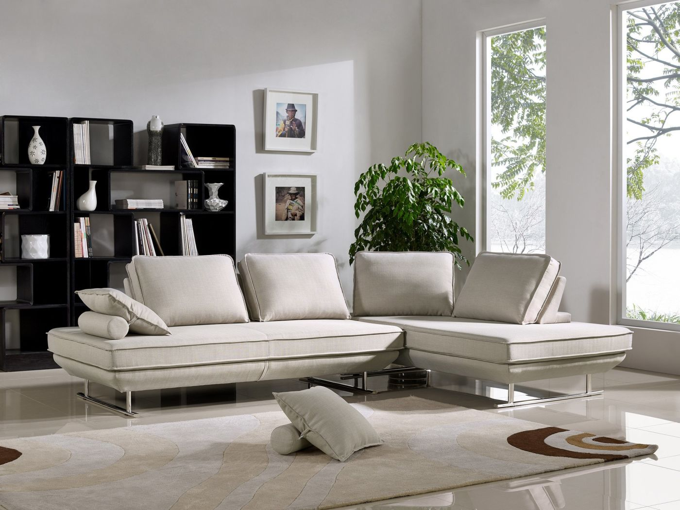Modern Sectional Sofas At Contemporary Furniture Warehouse