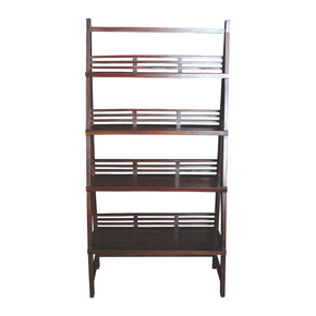 Solano Shelves Mahogany Stain Shelf