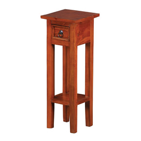 Sutter End Table Espresso Side
