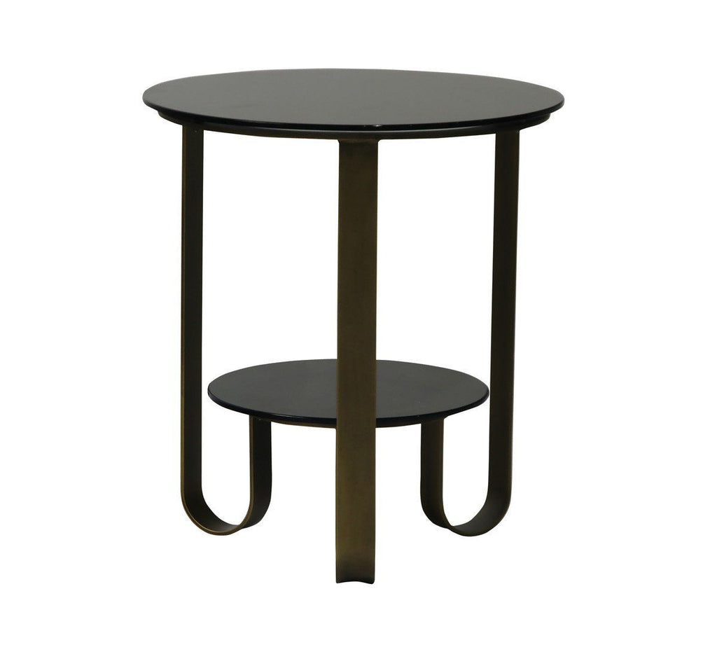 Moes home collection cole side table at contemporary furniture warehouse