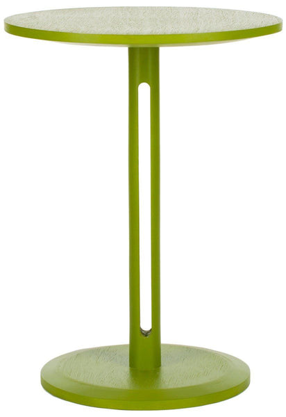 Side Tables - Safavieh AMH4627A Bartel End Table Green | 683726755371 | Only $139.70. Buy today at http://www.contemporaryfurniturewarehouse.com