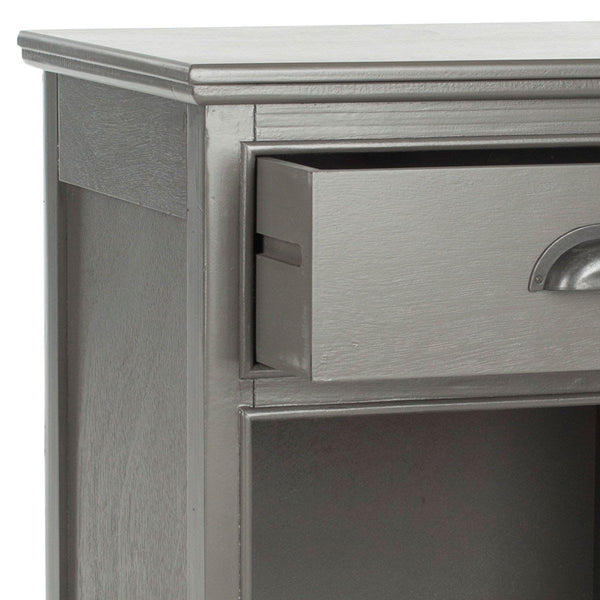 Griffin Side Table Grey