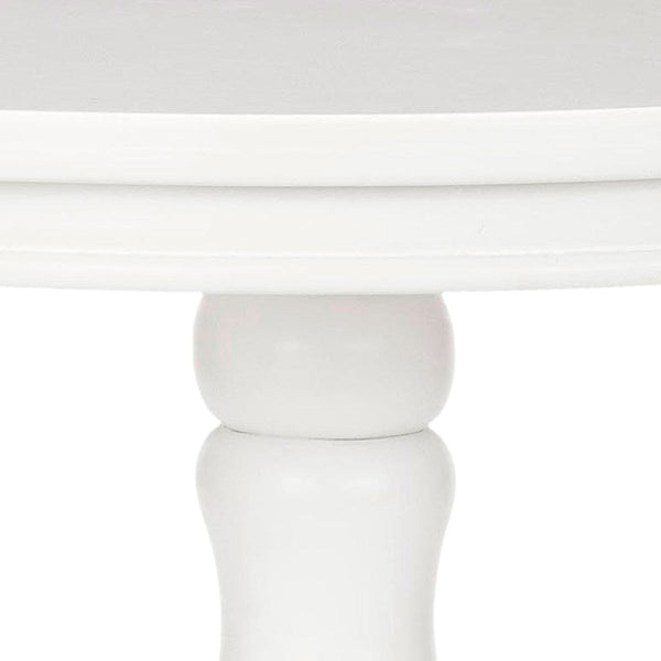 Vivienne Side Table White