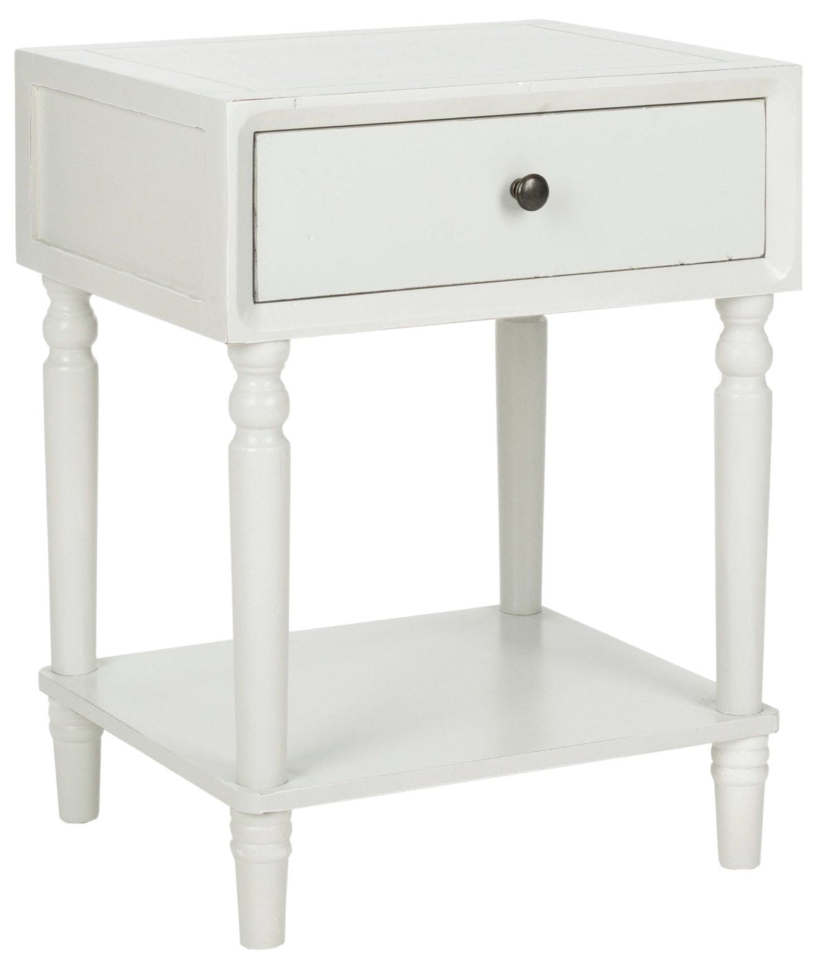 Buy Safavieh AMH6611A Siobhan Accent Table With Storage