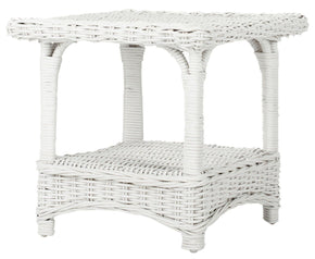 Bowen Side Table White
