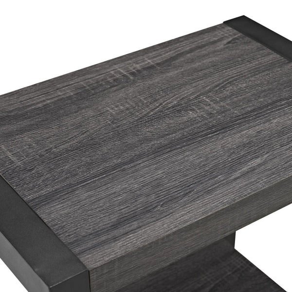 24 Side Table - Charcoal