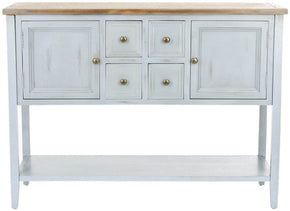 Charlotte Storage Sideboard Barn Blue/oak
