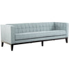 Sofas - Armen Living LC10103SB Roxbury Sofa In Spa Blue Fabric | 700220755093 | Only $1349.00. Buy today at http://www.contemporaryfurniturewarehouse.com