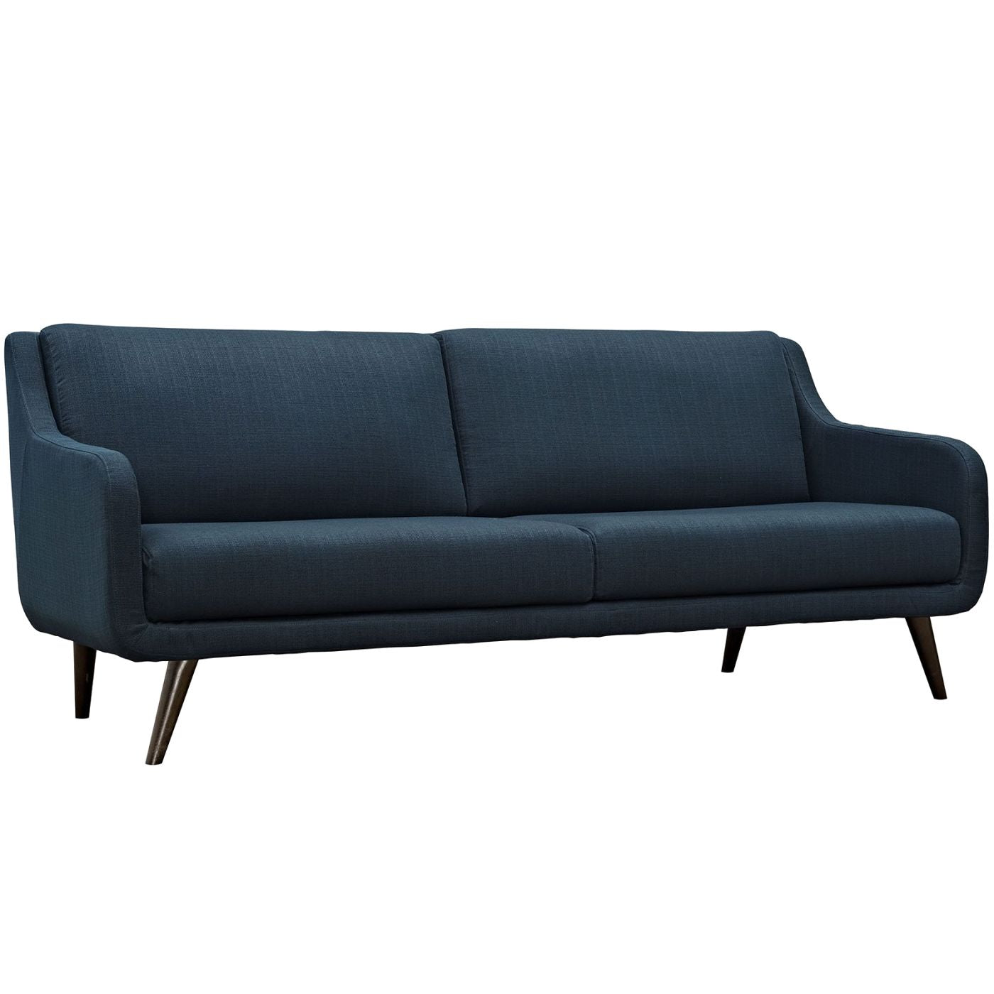 Modway verve upholstered sofa eei 2129 lgr only at contemporary furniture warehouse Upholstered sofas and loveseats