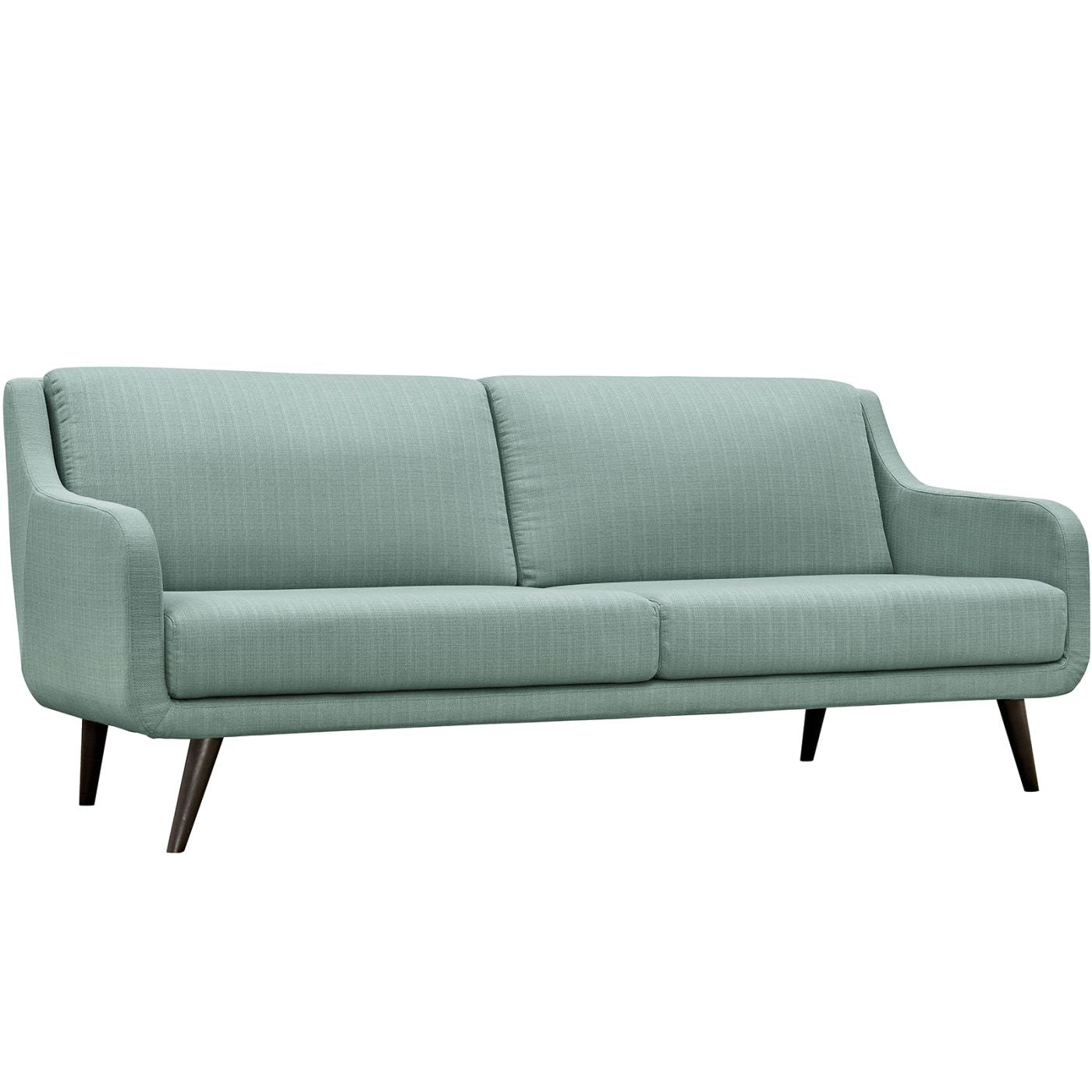 Modway Verve Upholstered Sofa Eei 2129 Lgr Only At Contemporary Furniture Warehouse