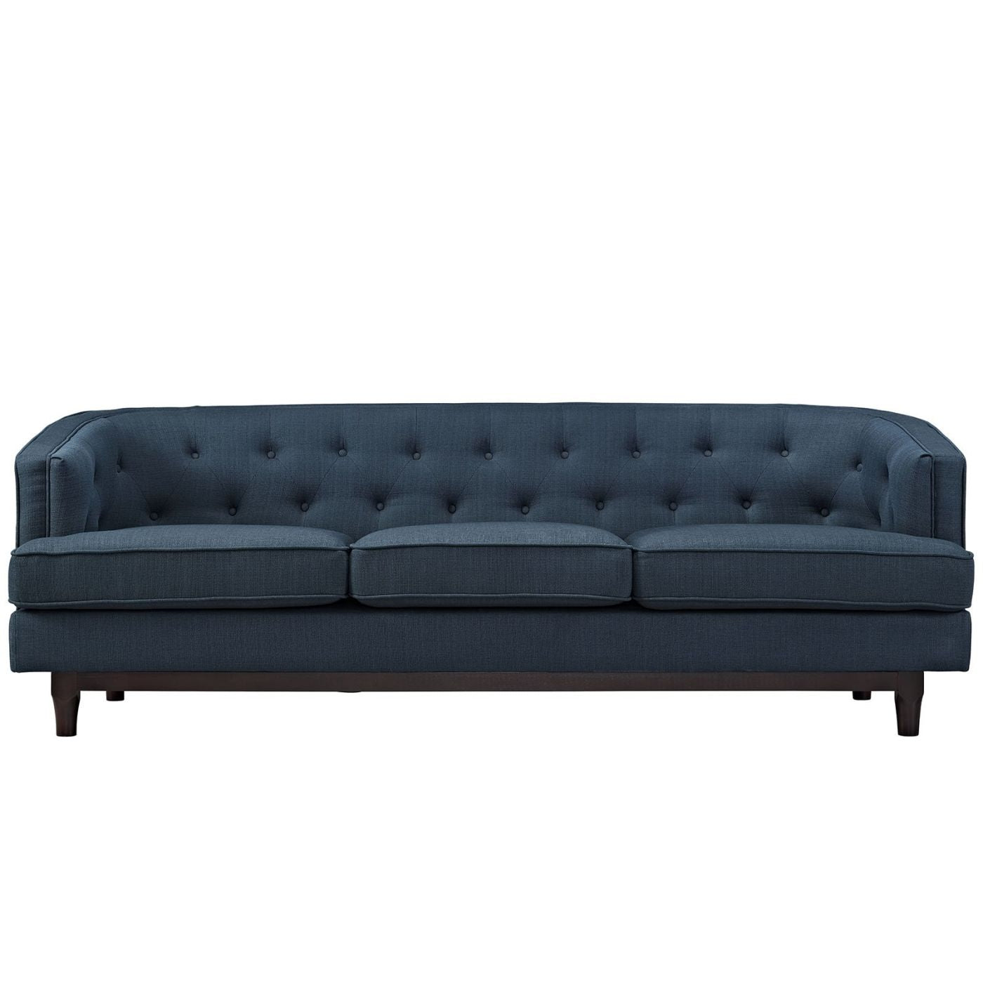 Modway Sofas On Sale Eei 2131 Lgr Coast Upholstered Sofa