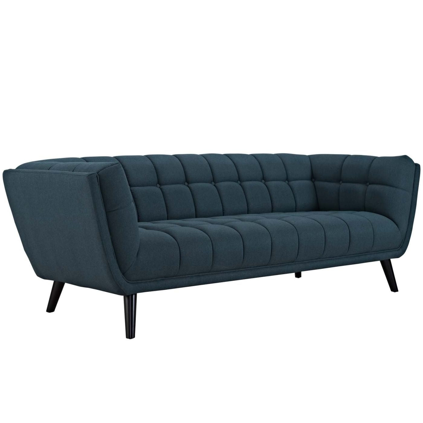 Modway Sofas on sale. EEI-2730-BLU Bestow Chic Luxe Modern Fabric ...